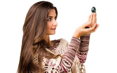 Jade Egg: A Tool, A Jewel and A Talisman