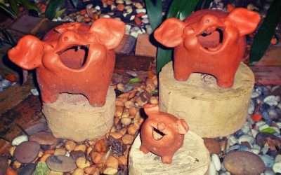 Happy Pig Chinese Year: Enjoy Life & Share Abundance!