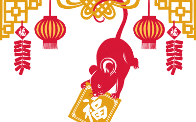 Happy Rat Chinese Year: Turn Metal Into Gold!